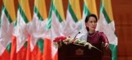 আন্তর্জাতিক চাপকে ভয় করে না মিয়ানমার: সু চি