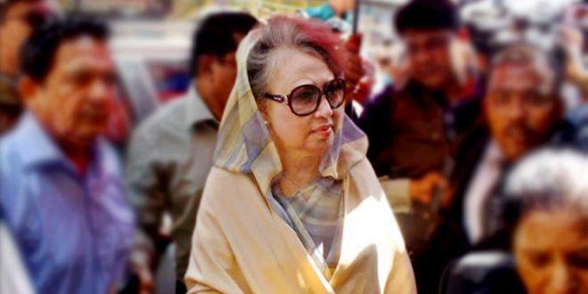 আজই খালেদা জিয়ার আপিল :সানাউল্লাহ মিয়া