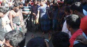 চট্টগ্রামে চাঁদাবাজিকালে গণপিটুনীতে আ. লীগ নেতা নিহত