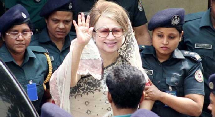 খালেদা জিয়ার নাইকোর অভিযোগ গঠন শুনানি ২৩ এপ্রিল