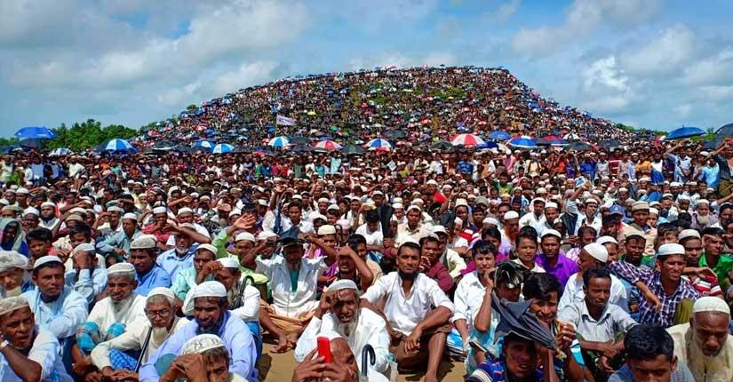 রোহিঙ্গা সমাবেশের মদতদাতাদের শনাক্ত করেছে তদন্ত কমিটি
