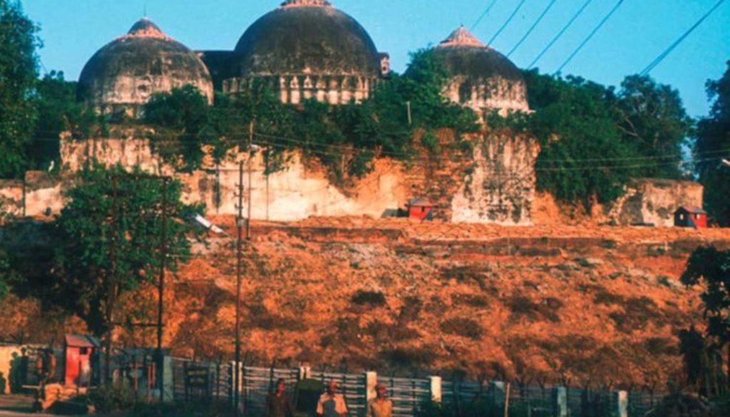 বাবরি মসজিদের জায়গায় রাম মন্দির, বিকল্প জমি পাবে মুসলিমরাও
