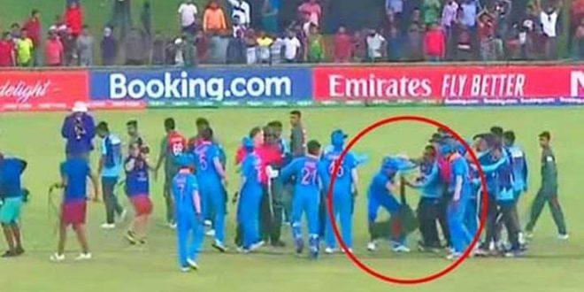 বাংলাদেশ-ভারতের পাঁচ ক্রিকেটারকে শাস্তি